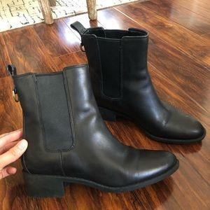 Cole Haan Waterproof Genuine Leather Chelsea Boot